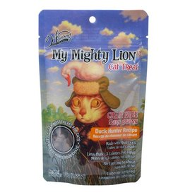 Waggers Waggers My Mighty Lion Duck Cat Treats 75g