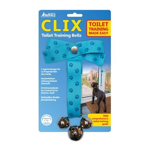 Clix Clix Toilet Training Bells