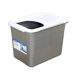 Petmate Petmate Top Entry Litter Pan 20x15x15""