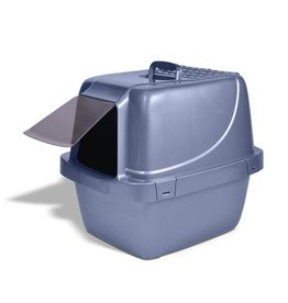 Vanness Vanness Enclosed Litter Pan Large 19x15x16""
