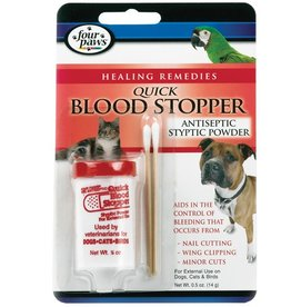 Four Paws Four Paws Quick Blood Stopper Powder 0.5oz