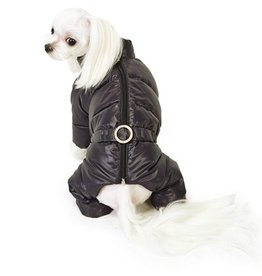 Puppy Angel Puppy Angel All Cover Padding Winter Overalls for Female Dogs