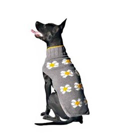 Chilly Dog Chilly Dog Daisy Sweater