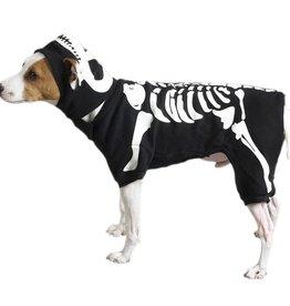 Casual Canine Glow Bones Costume