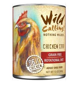 Wild Calling Wild Calling Dog Chicken Coop 96% Chicken 13oz