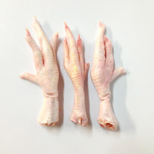 Raw By Bailey Blu Raw Chicken Feet 4pk