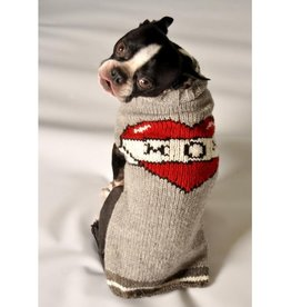 Chilly Dog Chilly Dog Mom Tattoo Sweater