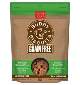 Cloud Star Buddy Biscuits Soft & Chewy Chicken 5oz