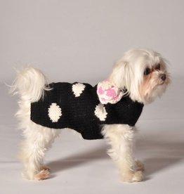 Chilly Dog Polkadot Sweater