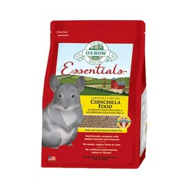 Oxbow Oxbow Essentials Chinchilla Food 10lb
