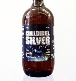 K9 Choice Foods Colloidal Silver 500ml
