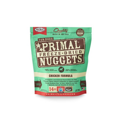 Primal Freeze Dried Canine Chicken 5.5oz