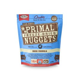 Primal Freeze Dried Canine Duck 14oz