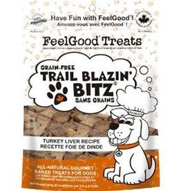 Feel Good Trail Blazin Bitz Turkey Liver Recipe 250g