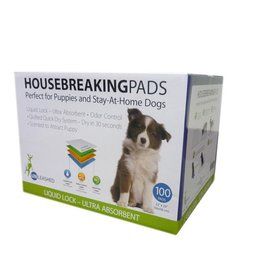 Unleashed Housebreaking Pads 100pk
