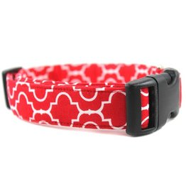 Bow Wow Couture Bow Wow Couture Tiles in Red Collar