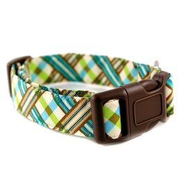 Bow Wow Couture Bow Wow Couture Picnic in Blue Collar