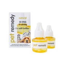 Pet Remedy Natural De-Stress & Calming Diffuser Refill 2pk 40ml