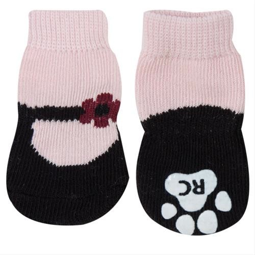 RC Pet Anti-Slip Socks Mary Janes