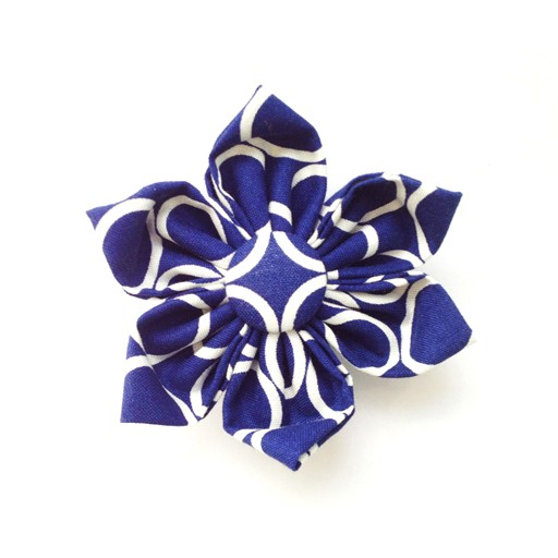 Bow Wow Couture Bow Wow Couture Mod Dog in Navy Flower