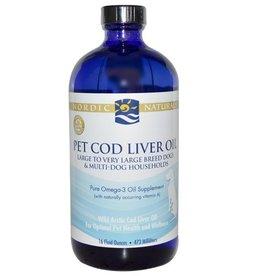 Nordic Naturals Nordic Naturals Cod Liver Oil (DHA) 16oz
