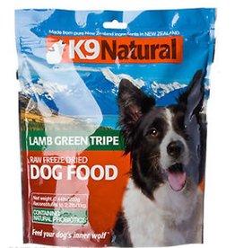 K9 Natural K9 Natural Freeze Dried Lamb Green Tripe 200g