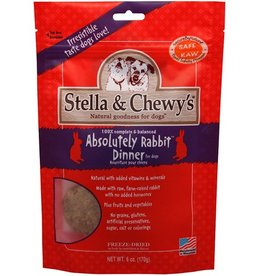 Stella & Chewy's Stella & Chewy's Exotic Freeze Dried Absolutely Rabbit Dinner 15oz