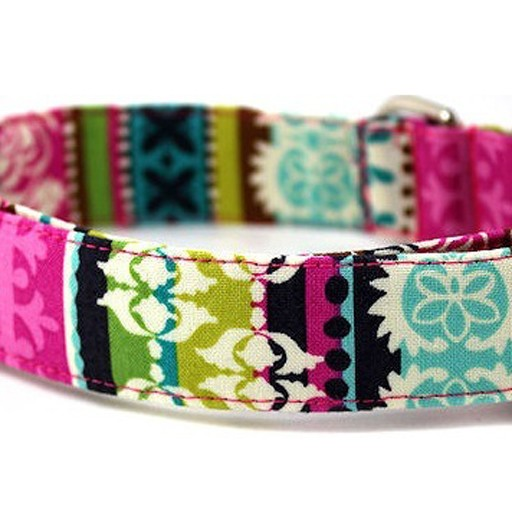 """Bow Wow Couture Bow Wow Couture Farmer's Market Royalty Lead 1"""" x 5'"""