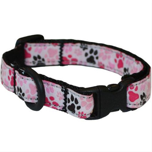 RC Pet RC Pet Kitty Breakaway Collar Pitter Patter Pink