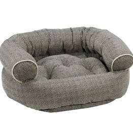 Bowsers Bowsers Double Donut Bed Herringbone