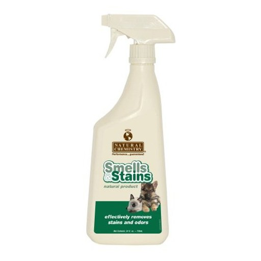 Natural Chemistry Natural Chemistry Smells & Stains Eliminator Spray 24oz