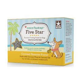 CocoTherapy Cocotherapy Five Star Treats Coconut Banana Foster 4oz
