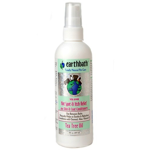 Earthbath Earthbath Tea Tree Oil Hot Spot & Itch Relief Spritz 8oz