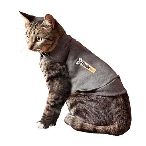 Thundershirt For Cats Bailey Blu