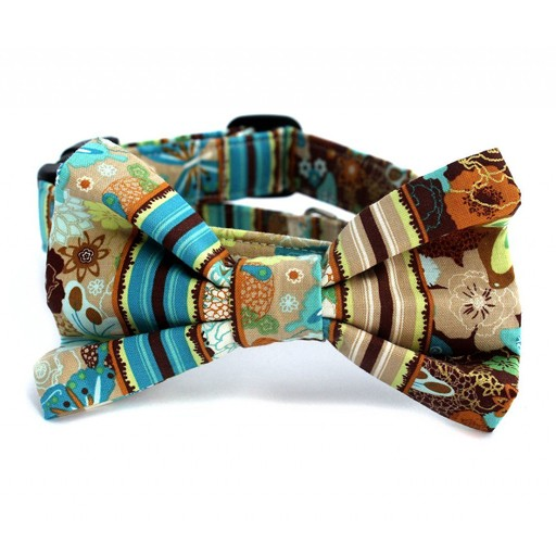 Bow Wow Couture Bow Wow Couture Junebug in Blue Bow Tie