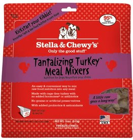 Stella & Chewy's Stella & Chewy's Freeze Dried Meal Mixers Turkey 9oz