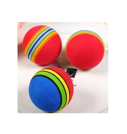 Playful Pet Playful Pet Rainbow Balls