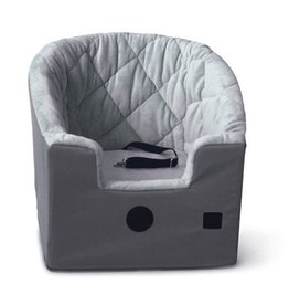 K&H K&H Bucket Booster Seat Grey Small