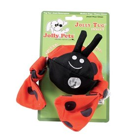 Jolly Pets Jolly Tug Lady Bug Large