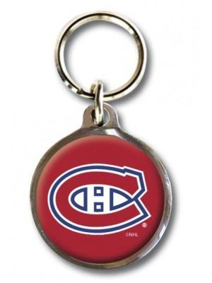 NHL Pet Collar Charm Montreal Canadiens
