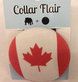 Bow Wow Couture Bow Wow Couture Collar Flair Canadian Flag