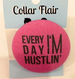 Bow Wow Couture Bow Wow Couture Collar Flair Everyday I'm Hustling