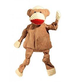 Hugglehounds Hugglehounds Knotties Sock Monkey Wee