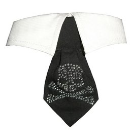 Pooch Outfitter Pooch Outfitters Crossbone Shirt Collar Tie