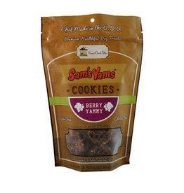 Sam's Yams Sam's Yams Berry Yammy Cookies 4.5oz