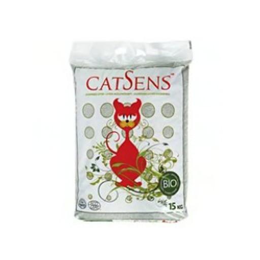 CatSens Organic Clumping Cat Litter 12kg