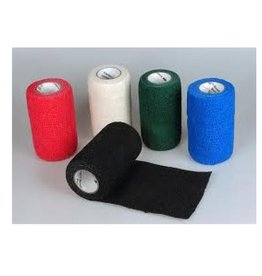 Ubaflex Flexible Cohesive Bandage 4""