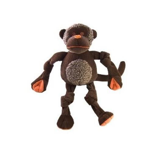Hugglehounds HuggleHounds Tuffut Knotties Chimp Large