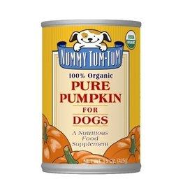 Nummy Tum Tum Organic Pumpkin 15oz