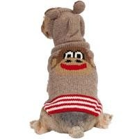 Chilly Dog Chilly Dog Monkey Hoodie